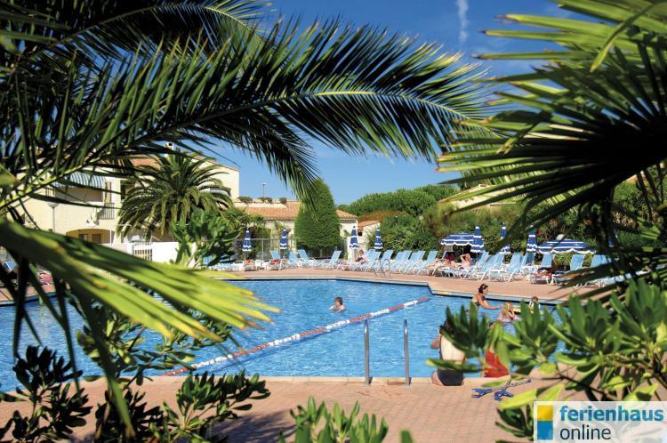 Ferienresort Mit Pool *Domaine Saint Loup* In Cap D`Agde, LANGUEDOC  ROUSSILLON. Ferienwohnng In Gediegener Ferienresidenz, Mit 3 Zimmer, ...