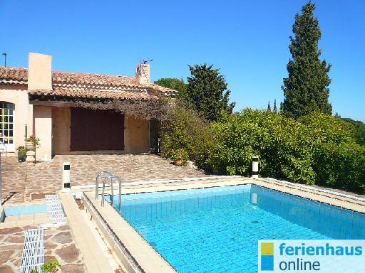 Ferienhaus In Bormes Les Mimosas/Le Lavandou, PROVENCE / COTE Du0027AZUR. Villa  Mit Privatem Pool Mit 4 Zimmer, Davon 3 Schlafzimmer Für Max.