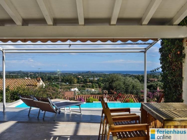 Location Vacances Meilleur Prix Sardaigne Du Sud Pula SARPUL - Location villa en sardaigne avec piscine